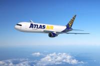 ニュース画像 1枚目:アトラス航空塗装の767貨物機