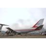ニュース画像 2枚目:747初号機「N7470」の後ろ姿