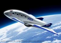 ニュース画像 1枚目:有人宇宙機のイメージ