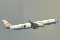 ニュース画像 1枚目:チャイナエアライン A350