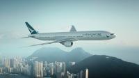 ニュース画像 1枚目:キャセイパシフィック航空、機体イメージ