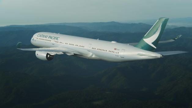 ニュース画像 1枚目:3年連続1位のキャセイパシフィック航空