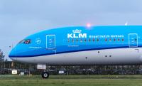 ニュース画像 1枚目:KLMの787