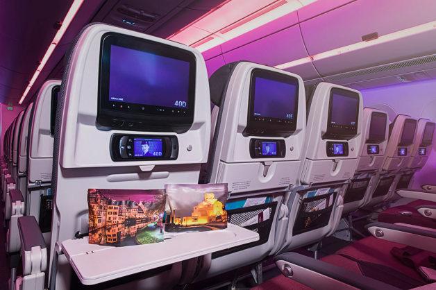 ニュース画像 1枚目:カタール航空、新アメニティキット