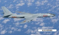 ニュース画像 1枚目:公表事例で最も確認回数が多かったH-6爆撃機