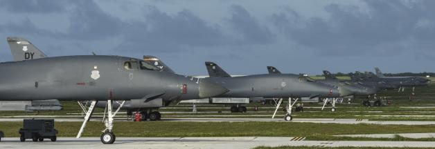 ダイエス空軍基地のB-1Bランサー、アンダーセン空軍基地に配備   FlyTeam ニュース