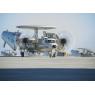 ニュース画像 3枚目:岩国基地に配備されたE-2D
