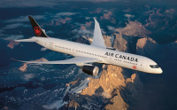 ニュース画像 1枚目:エア・カナダ 新塗装