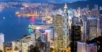 ニュース画像 1枚目:香港の夜景