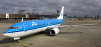 ニュース画像 1枚目:KLMの737-800