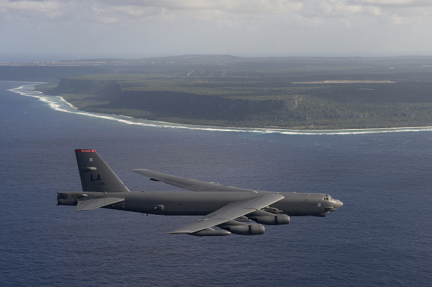 ニュース画像:B-52H、イメージ   FlyTeam ニュース