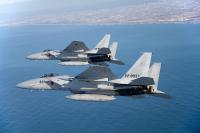 ニュース画像 1枚目:F-15戦闘機