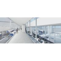 ニュース画像 2枚目:新たに設けられる見学エリア イメージ
