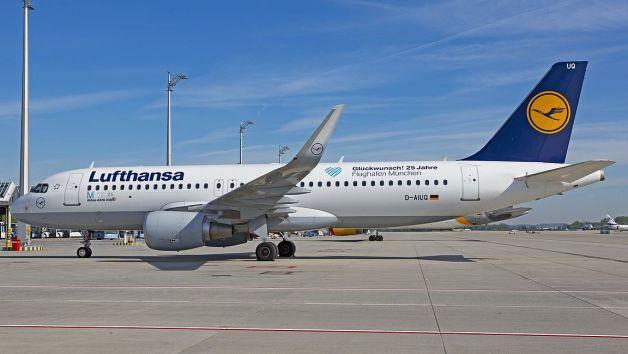 ニュース画像 1枚目:ルフトハンザドイツ航空のA320-200、「D-AIUQ」
