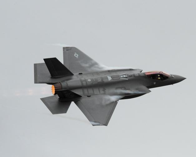 ニュース画像 1枚目:F-35A ライトニングII