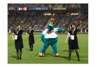 ニュース画像 1枚目:JALグループ社員によるCCダンス