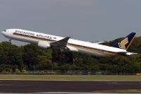 ニュース画像 1枚目:シンガポール航空 777-300ER