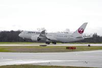 ニュース画像 1枚目:JALの787