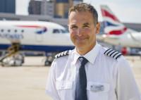 ニュース画像 1枚目:スコット・バトラー機長