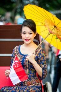 ニュース画像 1枚目:シンガポール・ガール、イメージ