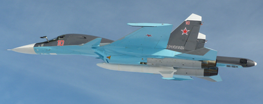 Su 34 (航空機)の画像 p1_1