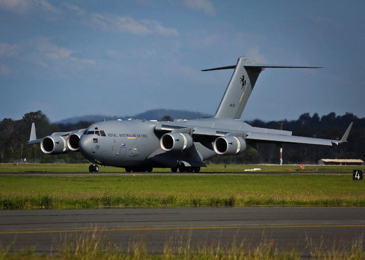 オーストラリア空軍、8機目のC-17Aが就役 | FlyTeam ニュース