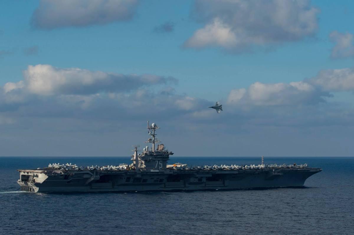 アメリカ海軍空母トルーマン、中東海域に到着 | FlyTeam ニュース