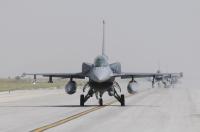 ニュース画像 1枚目:トルコ空軍のF-16。ギリシャ空軍も同型機を使用している。