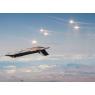 ニュース画像 6枚目:「Releasing Flares」エドワーズAFB近くでフレアーを射出するF-35A