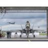 ニュース画像 10枚目:「Big and Little Brother」ロッキード・マーティン・フォートワース工場のF-35AとF-16