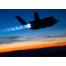 ニュース画像 11枚目:「Night Air Refueling Testing」夜間空中給油試験中のF-35A