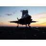 ニュース画像 14枚目:「USS Wasp Night Ops」USSワスプ艦上で試験中のF-35B