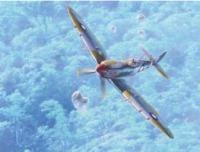ニュース画像 1枚目:スーパーマリン スピットファイヤーMk.Ⅷ戦闘機