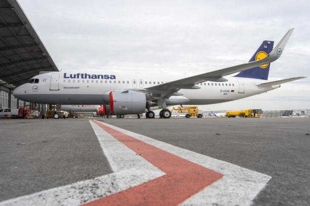 ニュース画像 1枚目:エアバス A320neo「D-AINA」