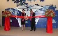 ニュース画像 1枚目:シンガポール・チャンギ国際空港で開催された50周年イベント
