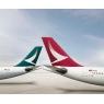 ニュース画像 5枚目:キャセイパシフィック航空とキャセイドラゴン航空の尾翼