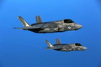 ニュース画像 1枚目:VMFAT-501のF-35B