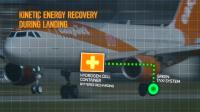 ニュース画像 1枚目:着陸時に回生・充電