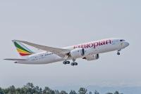ニュース画像 1枚目:エチオピア航空 787