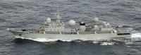 ニュース画像 1枚目:中国海軍 ドンディアオ級情報収集艦「854」