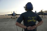 ニュース画像 1枚目:アメリカ海軍、ブルーエンジェルス