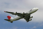 sin747さんが、成田国際空港で撮影した日本航空 747-446の航空フォト(写真)