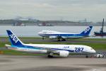 Sireneさんが、羽田空港で撮影した全日空 747-481(D)の航空フォト(写真)