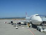 sunrise21さんが、バンクーバー国際空港で撮影した日本航空 747-446の航空フォト(写真)