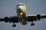 おつさんが、伊丹空港で撮影した日本航空 767-346の航空フォト(写真)