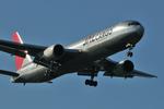 aMigOさんが、成田国際空港で撮影した日本航空 767-346F/ERの航空フォト(写真)