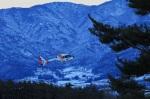 セピアさんが、松本空港で撮影した中日本航空 EC135P2+の航空フォト(写真)