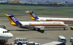 sin747さんが、羽田空港で撮影した日本エアシステム DC-9-41の航空フォト(写真)
