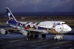 なごやんさんが、新千歳空港で撮影した全日空 747-481(D)の航空フォト(写真)