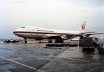 Hitsujiさんが、福岡空港で撮影した日本航空 747-246Bの航空フォト(写真)